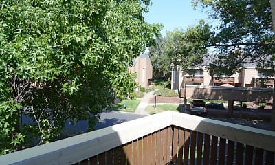 Patio / Deck, Selby Ranch, 2
