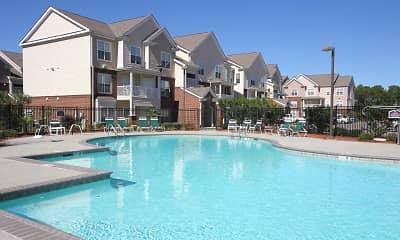 Pool, Bridgewater Park Apartments, 0