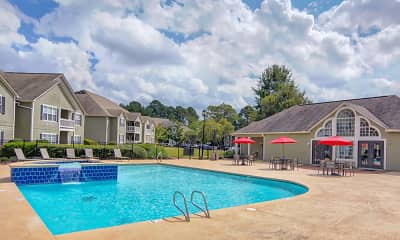 Pool, Northwood Apartment Homes, 1