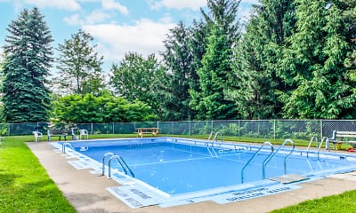 Pool, White Oak Farms, 2