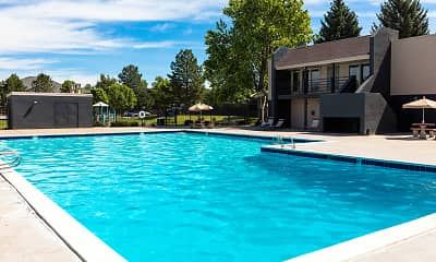 Pool, Wentworth Apartments, 0