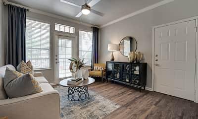 Living Room, Mason, 1