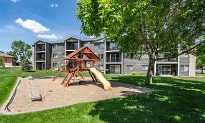 Playground, Prairie Winds Apartments, 1