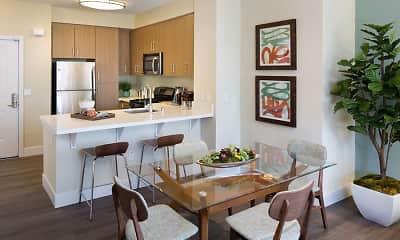 Kitchen, Avalon Vista, 1