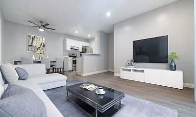 Living Room, Park Heights, 1