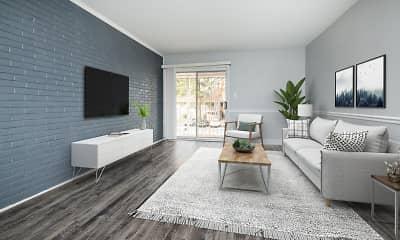 Living Room, Doral, 0