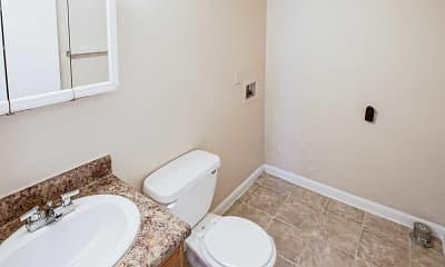 Bathroom, El Dorado, 2