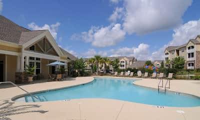 Pool, Highland Hills Apartment Homes, 0