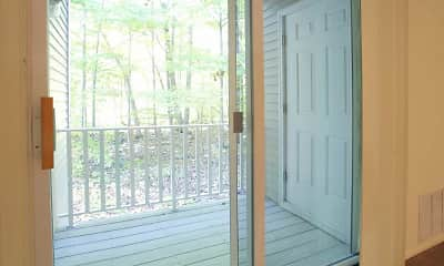 Patio / Deck, River Place at Wharton, 2