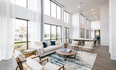Living Room, Brea Wendell Falls, 1