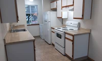 Kitchen, Cascade Village, 0