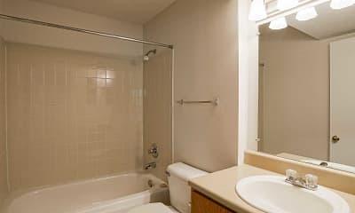 Bathroom, Cumberland Manor, 2