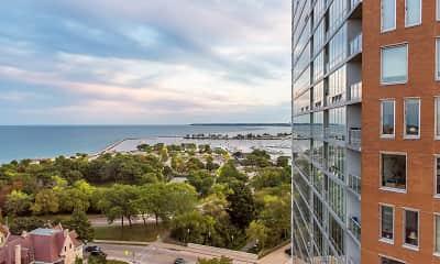 Building, Park Lafayette Towers, 0