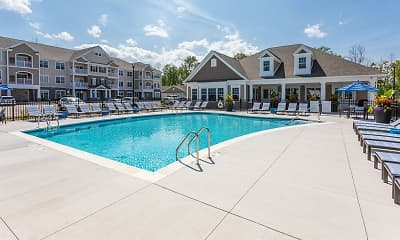 Pool, Winding Creek Apartments & Townhomes, 0