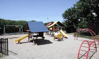 Playground, Silver Springs, 2