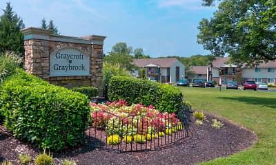 Community Signage, Graycroft and Graybrook, 2