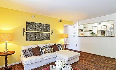 Living Room, Monterra Apartment Homes, 1