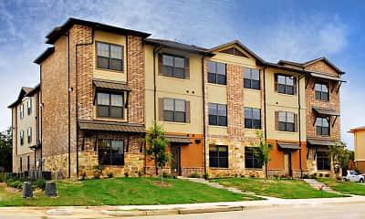 Building, Centre Place Apartments, 0