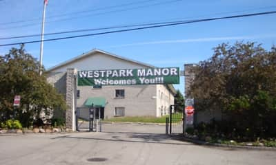 Building, West Park Manor Apartments, 0