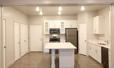 Kitchen, Greyhawk Townhomes, 1