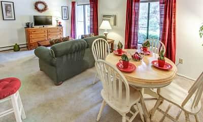 Living Room, Fairway, 1