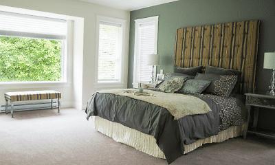 Bedroom, Ovation Independent Senior Living, 0