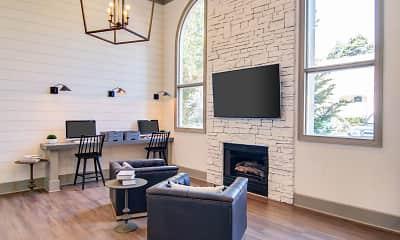 Living Room, ARIUM Glenridge, 2