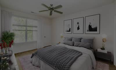 Bedroom, Groveton Green, 2
