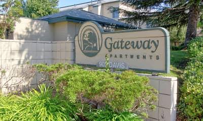 Community Signage, Gateway, 2