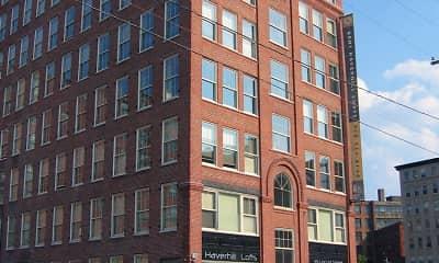 Building, Haverhill Lofts, 2