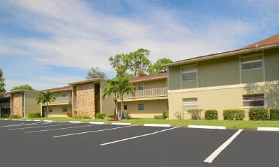 Building, Estero Woods Village In Fountain Lakes, 2