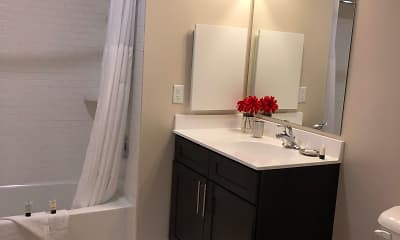Bathroom, Woodfield Commons, 2