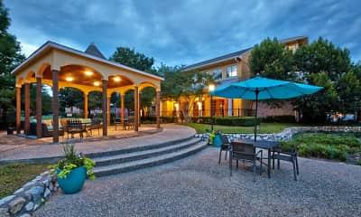 Pool, Scofield Park at Austin, 2