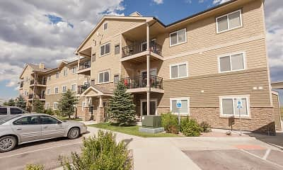 Building, Windridge Apartments - WY, 0