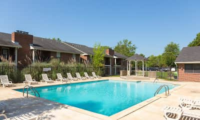Pool, Stratford Village, 0
