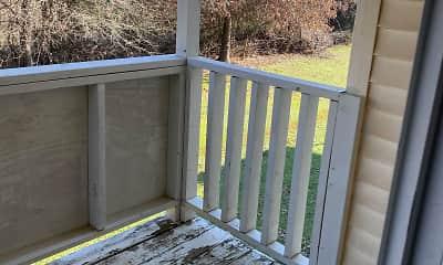 Patio / Deck, Oakleaf, 2