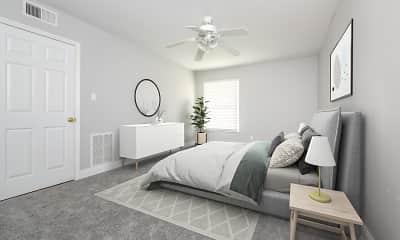 Bedroom, Doral, 2