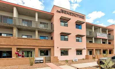 Building, The Benedictine, 0