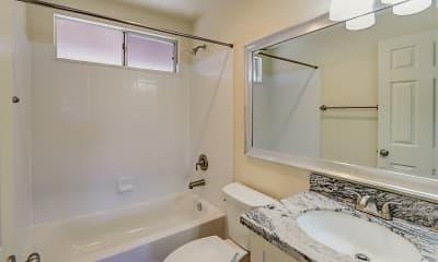 Bathroom, Carrington Apartments (Fremont), 2