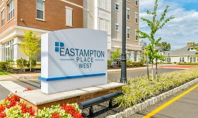 Community Signage, Eastampton Place Apartments, 1