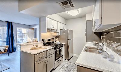 Kitchen, Sierra Vista Apartments, 0