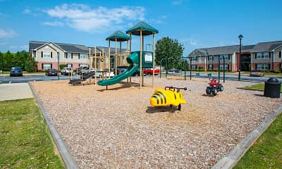Playground, Pacific Park Apartments, 1