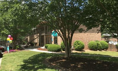 Building, Riverdale Clayton, 1