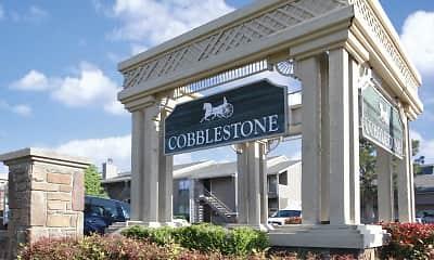Community Signage, Cobblestone, 0
