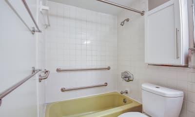 Bathroom, Stratton Hill Park, 2