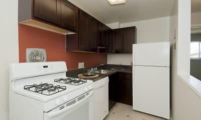 Kitchen, Laurel Pines, 1