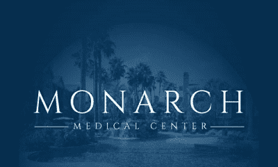 Community Signage, Monarch Medical Center, 2