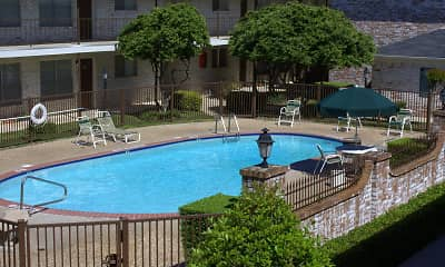 Pool, Stratford House, 2