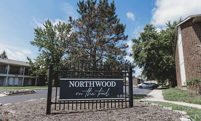 Community Signage, Northwood on the Trail, 0