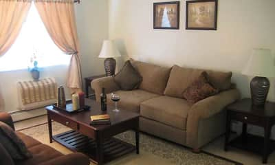 Living Room, J.E. Furnished Apartments Quincy, 0